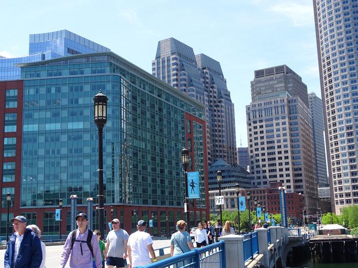 Top 5 Restaurants in Fort Hill Square, Boston
